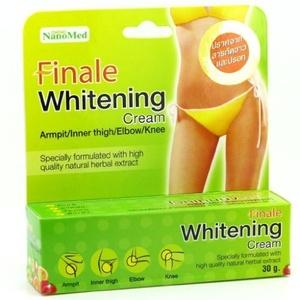 Finale Whitening Finale Whitening Cream Bikini Armpit Elbow Nanomed 30G. by FINALE-WHITENING