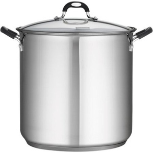 18/10 Stainless Steel 22-Quart Covered Stockpot by Tramontina , 80126/530