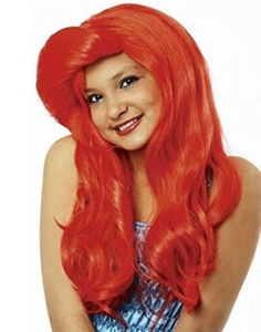 Mermaid Wig Costume Accessory by Costume Culture