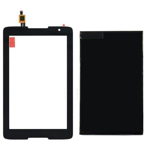 New Replacement Parts For Lenovo A8-50 A5500 LCD Display Panel Screen + Touch Screen Digitizer Glass
