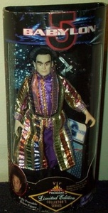 Babylon 5 Vir Exclusive Premiere 9 Action Figure by Exclusive