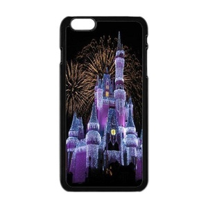 Case for iPhone 6 Plus & iPhone 6S Plus,Fashion Castle Design Rubber Case for iPhone 6 Plus & iPhone6S Plus,Soft TPU Case Cover for Apple iPhone 6 Plus / iPhone 6S Plus(5.5