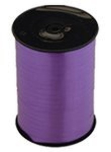 Purple Balloon Ribbon 500m x 5mm by Party Bags 2 Go