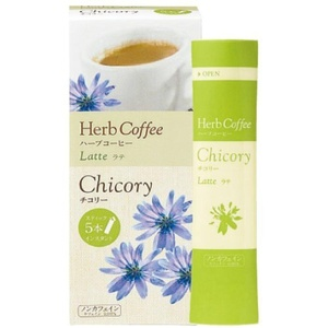 Herb coffee chicory stick 5 pieces latte by Life Tree