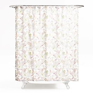 Multicolor Floral Corinne Shower Curtain