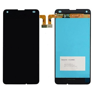 Microsoft Lumia 550 LCD Digitizer Touch Penal Lens Assembly Parts Relace