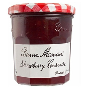 Bonne Maman Strawberry Conserve (370g) by Bonne Maman