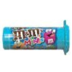 M&M's Minis Tubes - 24 Pack by M & M's