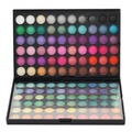 120-Color Smoky Make Up Fine Texture Cosmetic Eyeshadow Eye Shadow Palette by Completestore