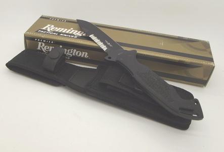 Remington Knives Model 19560 Fixed Blade Zulu I Civilian Clip Point From Italy