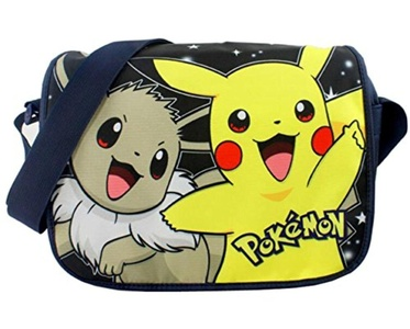 Anime Pokemon Pikachu Shoulder Bag Unisex Anime Messenger Bag Bag Shoulder Bag Satchel