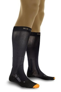 X-Socks Trekking Energizer Adult's Functional Socks Black black Size:1 by X-Socks