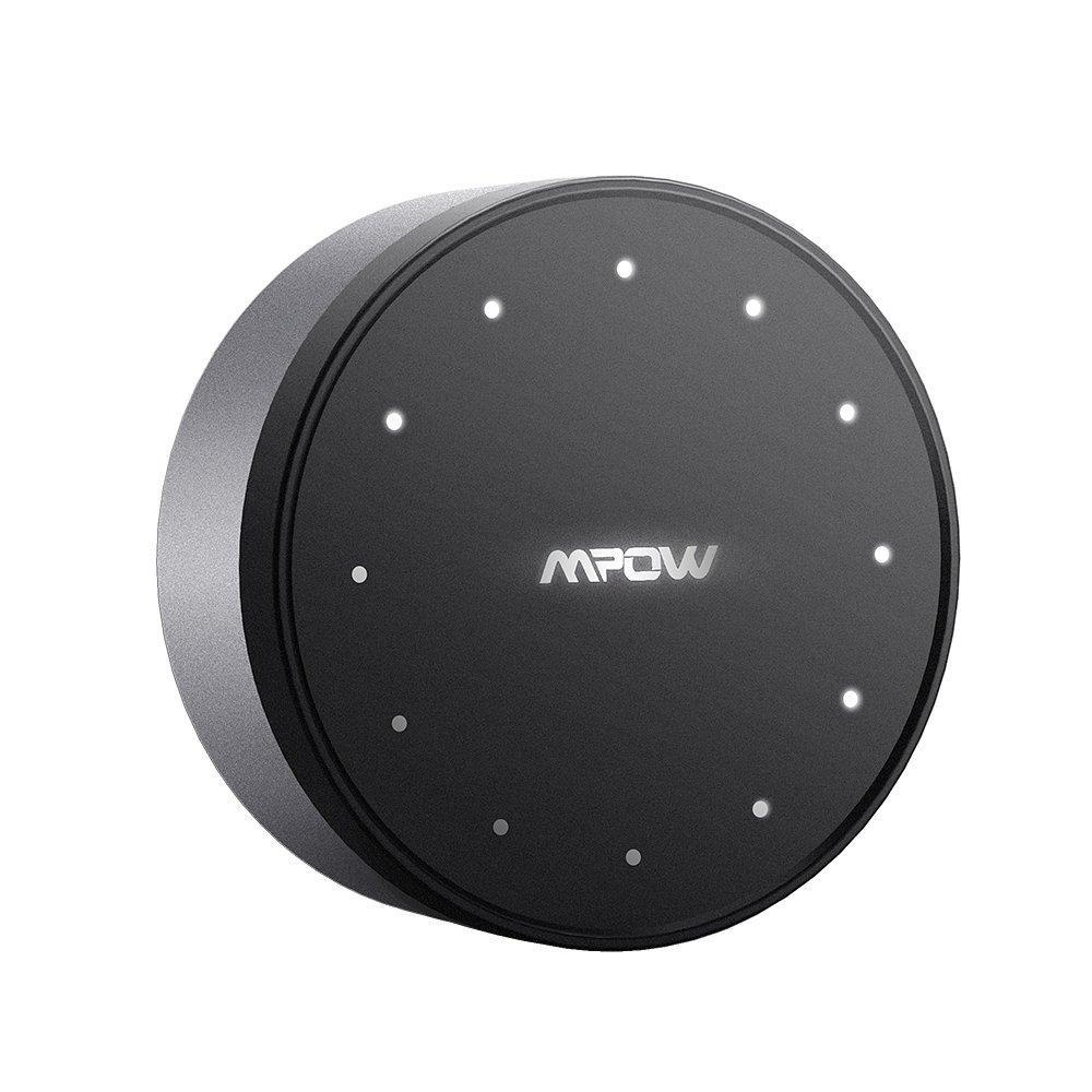 Mpow Bluetooth 4.1 Receiver, MINI Audio Adapter/Car Kits with Stylish Touch Button, 3.5mm Stereo Output for Home/Car Music Stream System