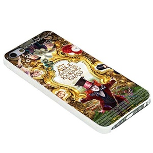 Alice Through the Looking Glass For iPhone Case (iPhone 6S Plus white)