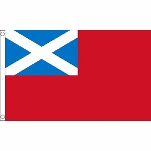 5FT X 3FT SCOTTISH RED ENSIGN FLAG by Scottish Red Ensign
