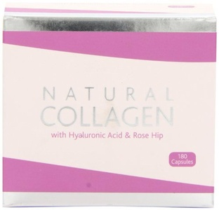AHS Natural Collagen Capsules - Pack of 180 Capsules by AHS