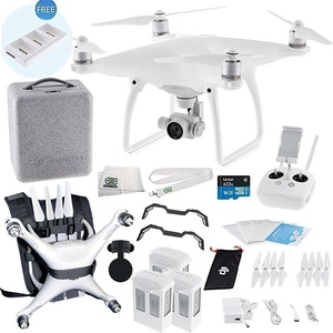 DJI Phantom 4 Quadcopter Ultimate Travel Bundle
