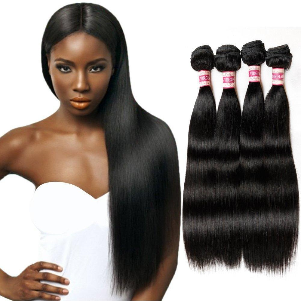Online Store Fabeauty 7a 8 10 12 14 Unprocessed Peruvian Straight