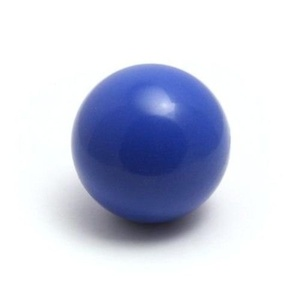 Play Stage Ball for Juggling 62mm 75g- (1) Blue