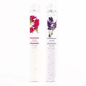 Lavender and Freesia Bath Pearls 3.1 oz each