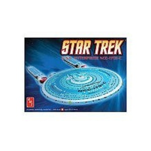 Star Trek USS Enterprise Ncc-1701-c 1:2500 Scale Cadet Series By AMT Ertl by AMT Ertl