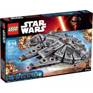 LEGO Star Wars 75105 Millennium Falcon, Leaner And Meaner Than Ever Before