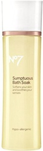 Boots no7 Sumptuous Bath Soak 200ml by Boots no7