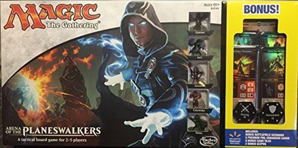Magic: The Gathering Arena of the Planeswalkers Game B4544 with bonus content by MAGIC