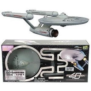 Star Trek: Classic Enterprise NCC-1701 'Where No Man Has Gone Before' Previews Exclusive Starship by Art Asylum