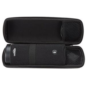 iinim Portable Hard EVA Bluetooth Speaker Carrying Case Storage Travel Bag Protective Pouch Box (Hard EVA Amazon TAP Case)