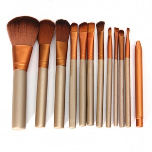 Laimeng, Pro Makeup 12pcs Brushes Set Powder Foundation Eyeshadow Eyeliner Lip Brush Tool