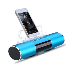 Micrael Home Portable Wireless Bluetooth Speaker Smartphone Computer Audio Support Micro TF SD Card Radio
