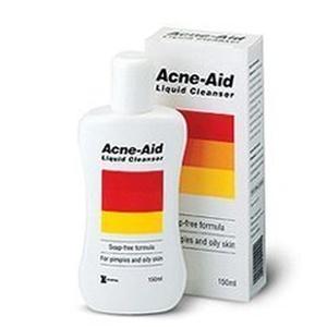 Stifel Acne-aid Liquid Cleanser Soap Free Anti Acne for Pimples & Oily Skin Amazing of Thailand by Stifel Acne-aid Liquid