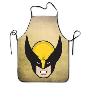 Wolverine Superhero Professional Chef Unisex Apron