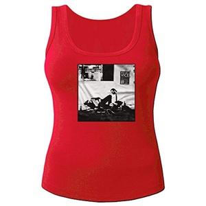 Giroppon for Women Printed Tanks Tops Sleeveless T-shirt