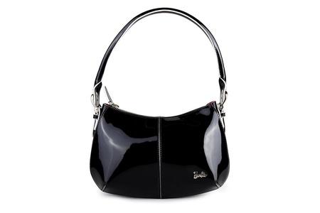 Barbie Elegant Series Simple Fashion Handbag #BBFB083 (standard, black)
