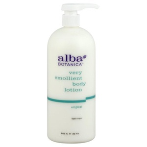 Pack of 2 x Alba Botanica Very Emollient Body Lotion Original - 32 fl oz by Alba Botanica