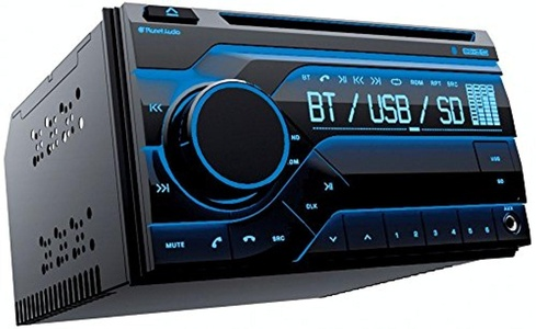 PLANET AUDIO PB475RGB MP3 Compatible, Bluetooth, CD, Am/FM Receiver