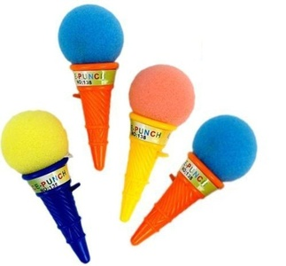 Ice Cream Poppers Party Bag Fillers, 10 supplied by Party Bags 2 Go