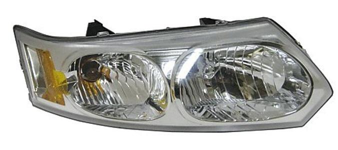 Saturn Ion Sedan Replacement Headlight Assembly - Passenger Side by Discount Starter & Alternator