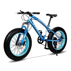 Yoli® 7/21/24/27 Speed 20/26 Inch Fat Bike / Snow Bike,4.0 Width Wheel,High Carbon Steel Frame,Aluminum Alloy Rim,Front & Rear Disc Brake