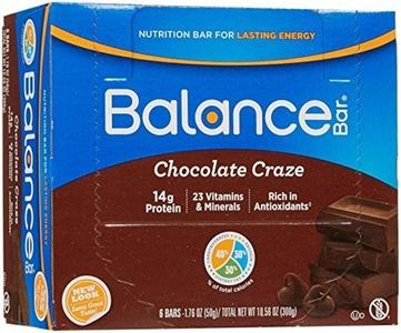 Balance Bar Original - - Chocolate Craze - 6 ct by BALANCE Bar