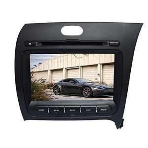 8 Inch Car Stereo Autoradio Video Audio 1080P Multimedia for KIA K3£¨2013-2015) Car DVD GPS Navigation Vehicle Head Unit Supports Wifi Bluetoorh with HD LCD capacitive Touch Screen