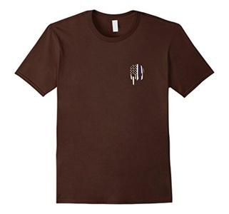 Men's Raise Boys And Girls The Same Way Shirt Small Brown