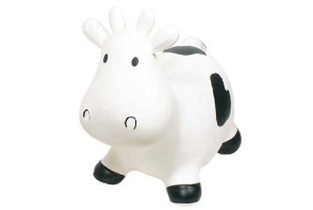 Toys Pure Hopper Ball Cow by Toys Pure