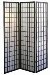 Legacy Decor Shoji Screen Room Divider