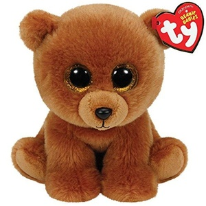 Ty Classic Brownie The Brown Bear Plush by Ty Classic