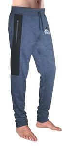 X-2 Men's Fleece Slim fit Active Joggers Tracksuit Athletic Sweatpants Char XXL