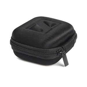 Bravco Headphone Earbud Carrying Storage Bag Pouch Hard Case For Earphone