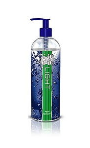 Wet Light Lubricant 17.7oz Bottle with Pump by Wet